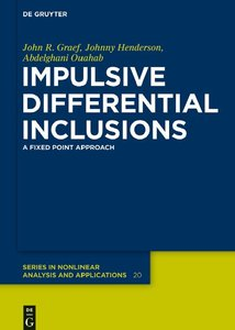 Impulsive Differential Inclusions: A Fixed Point Approach (repost)