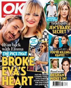 OK! Magazine Australia - July 17, 2017