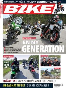 Bike powered by Motorrad Sweden – 04 juli 2019