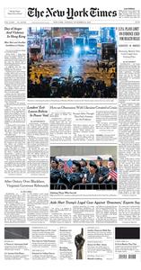 The New York Times – 12 November 2019