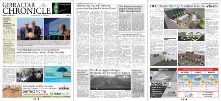 Gibraltar Chronicle – 27 April 2018