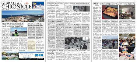 Gibraltar Chronicle – 10 June 2019