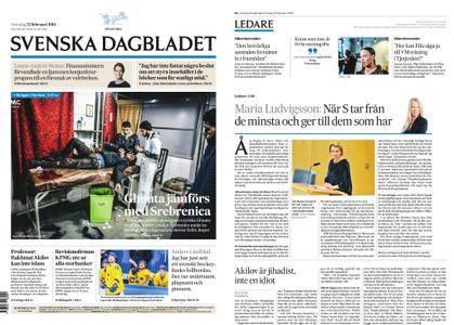 Svenska Dagbladet – 22 februari 2018