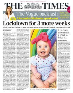 The Times - 14 April 2020