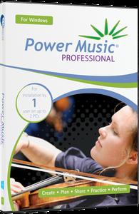 Power Music Professional 5.1.5.7 Multilingual + Portable