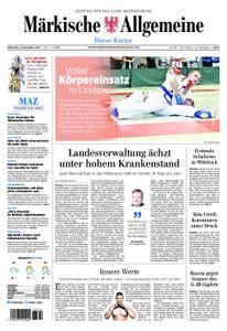 Märkische Allgemeine Dosse Kurier - 06. Dezember 2017