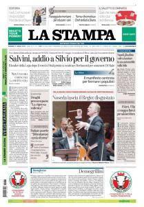 La Stampa Imperia e Sanremo - 27 Aprile 2018