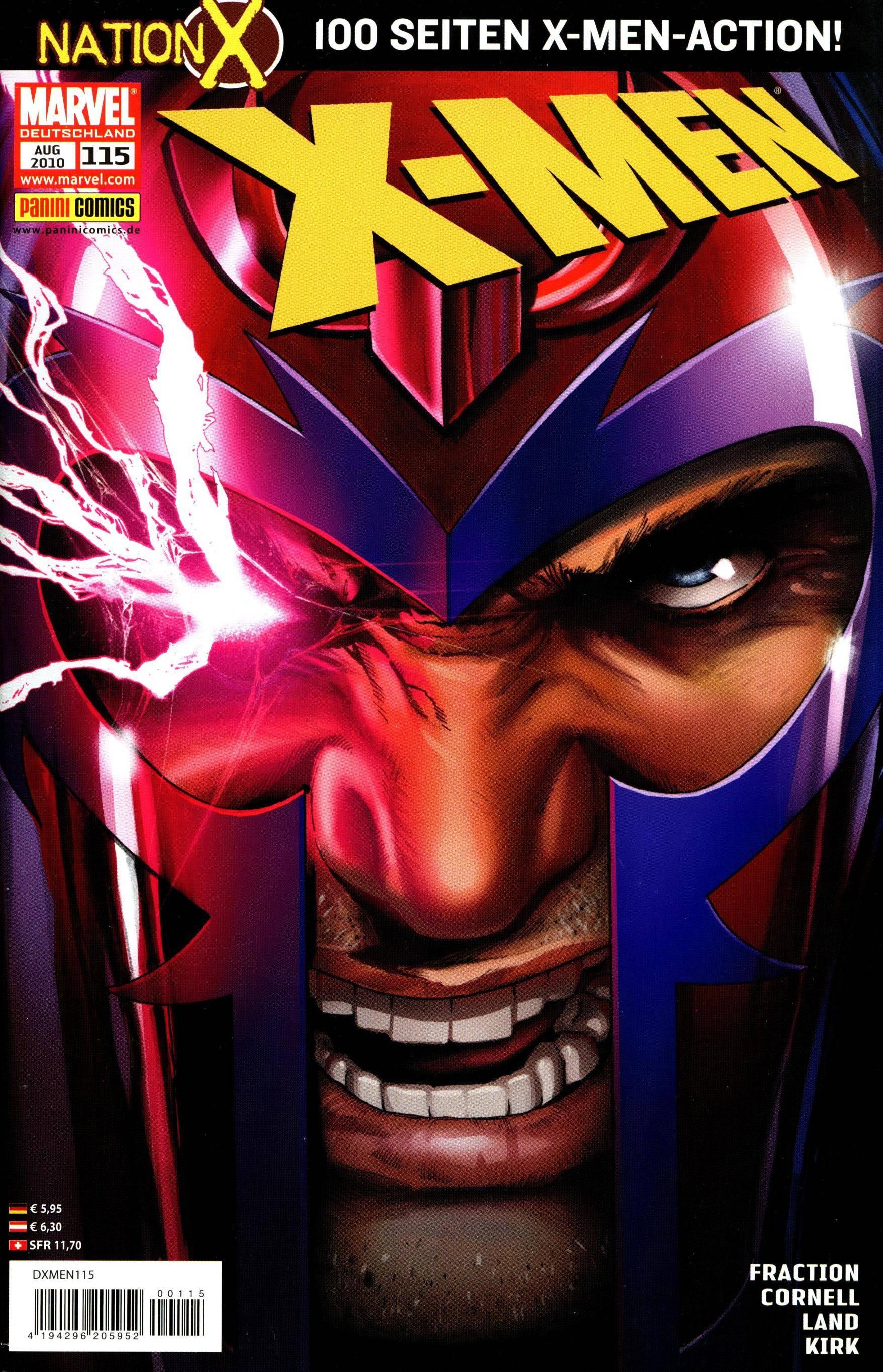 X-Men 115
