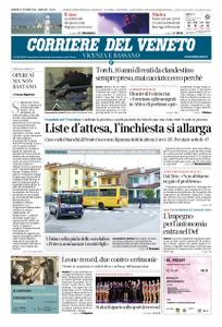 Corriere del Veneto Vicenza e Bassano – 12 ottobre 2018