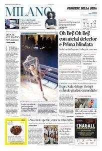 Corriere della Sera Milano - 6 Dicembre 2017