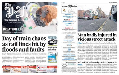 The Press and Journal Moray – November 13, 2019