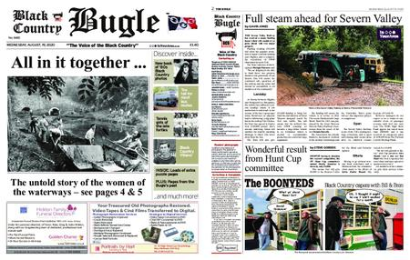 Black Country Bugle – August 19, 2020