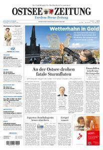 Ostsee Zeitung Wolgast - 14. November 2017