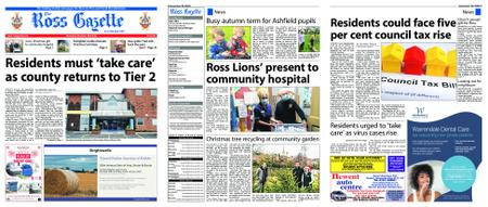 The Ross Gazette – December 30, 2020