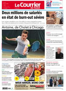 Le Courrier de l'Ouest Cholet – 27 mai 2021