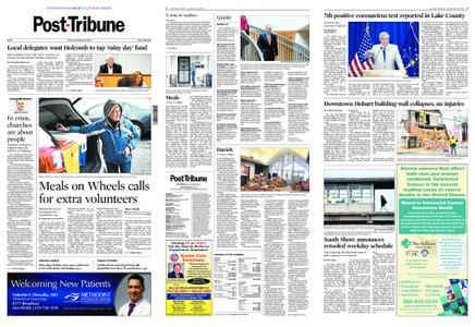 Post-Tribune – March 22, 2020