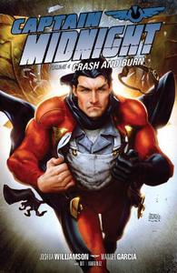 Dark Horse-Captain Midnight Vol 04 Crash and Burn 2014 Retail Comic eBook