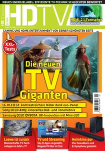 HDTV – 01 April 2021