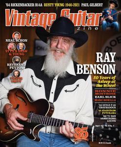 Vintage Guitar – August 2021