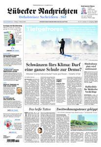 Lübecker Nachrichten Ostholstein Süd - 01. Februar 2019