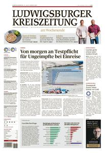 Ludwigsburger Kreiszeitung LKZ - 31 Juli 2021