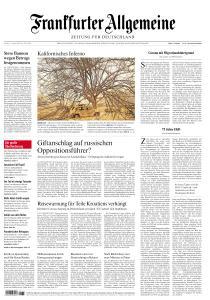 Frankfurter Allgemeine Zeitung - 21 August 2020