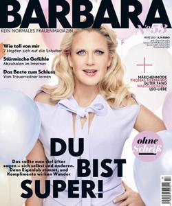 Barbara - März 2021