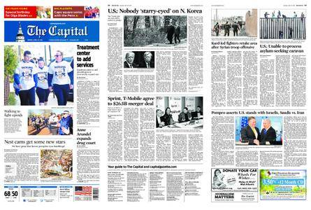 The Capital – April 30, 2018