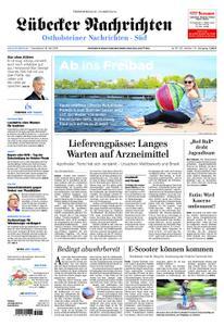 Lübecker Nachrichten Ostholstein Süd - 18. Mai 2019