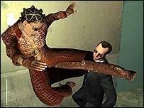 Enter The Matrix (PC Game)