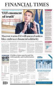 Financial Times Europe - April 17, 2020