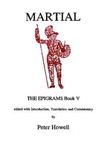 Martial: Epigrams V