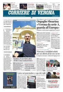Corriere di Verona - 1 Maggio 2018