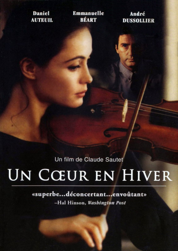 Un coeur en hiver / A Heart in Winter / Ледяное сердце (1992)