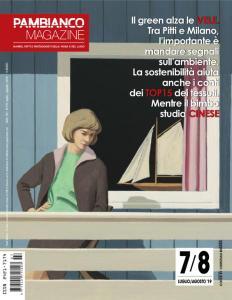 Pambianco Magazine - Luglio-Agosto 2019