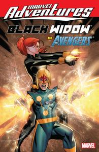 Marvel Adventures-Black Widow & The Avengers 2010 digital Salem