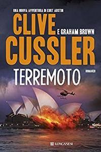 Clive Cussler, Graham Brown - Terremoto (2014) [Repost]
