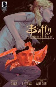 Buffy the Vampire Slayer Season 10 023 2016 Digital Cypher 2 0mpire