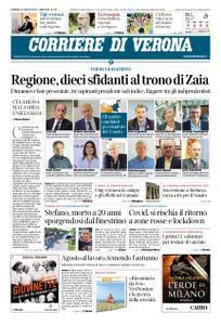 Corriere di Verona – 23 agosto 2020