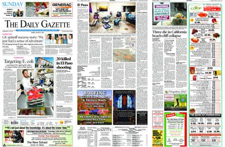 The Daily Gazette – August 04, 2019