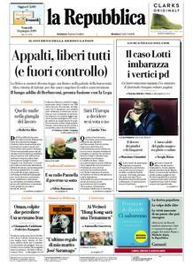 la Repubblica – 14 giugno 2019