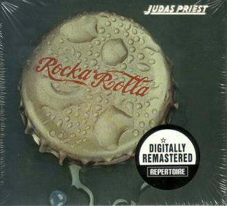 Judas Priest - Rocka Rolla (1974) {2011, Remastered}