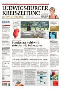Ludwigsburger Kreiszeitung - 26. August 2017