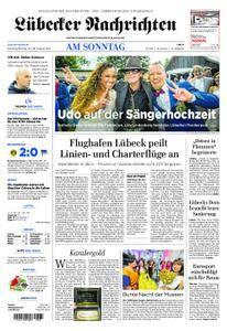 Lübecker Nachrichten Ostholstein Süd - 27. August 2017