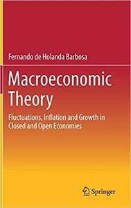 Macroeconomic Theory: Fluctuations, Inflation and Growth in Closed and Open Economies