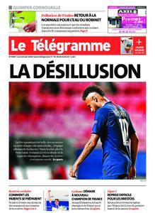Le Télégramme Ouest Cornouaille – 24 août 2020