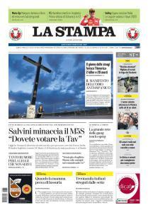 La Stampa Imperia e Sanremo - 5 Agosto 2019