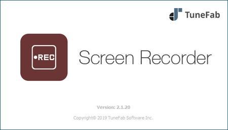 TuneFab Screen Recorder 2.1.30
