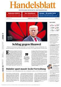 Handelsblatt - 21. Mai 2019