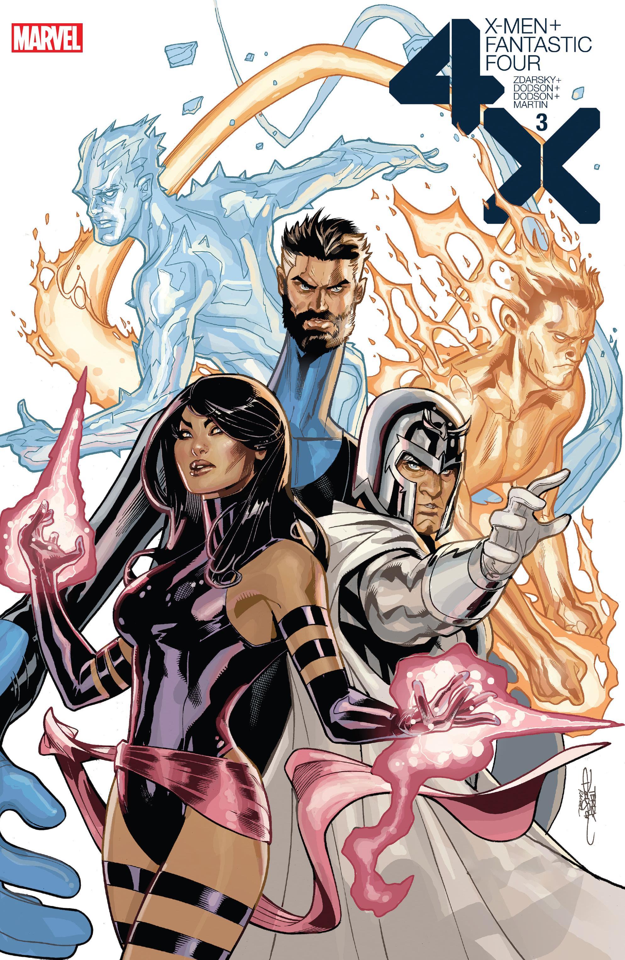 X-Men-Fantastic Four 003 2020 Digital Zone